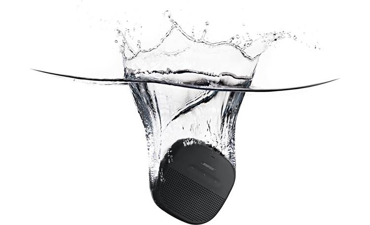 Bose® SoundLink® Micro <em>Bluetooth®</em> speaker Black - waterproof