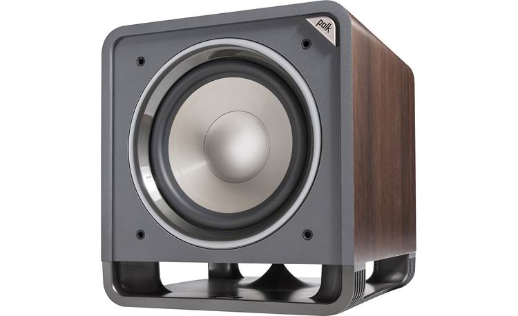 Polk Audio HTS 12 Shown with grille removed