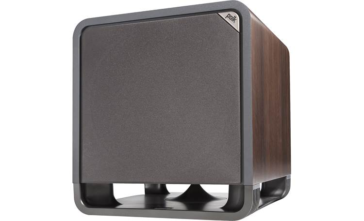 Polk Audio HTS 12 Shown with grille in place