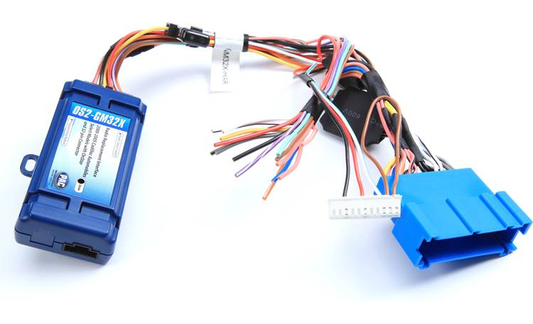 PAC OS2-GM32X Wiring Interface Other