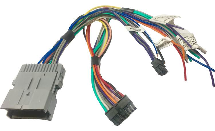 Crux SOCGM-17C Wiring Interface Other