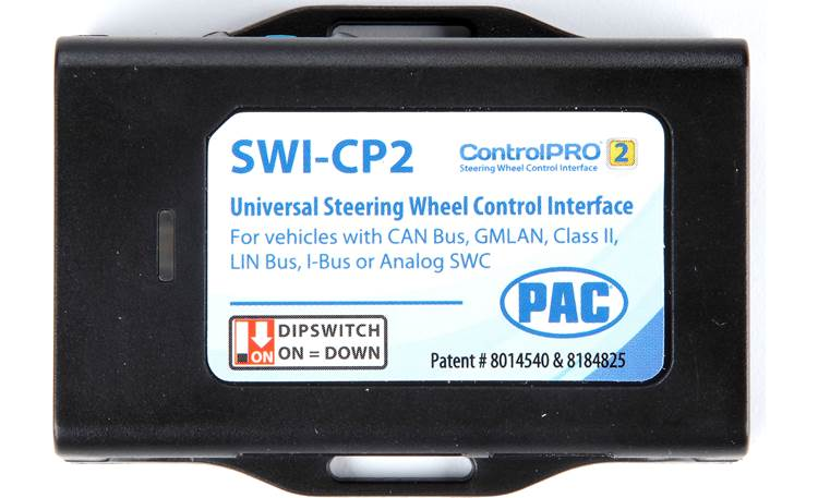 PAC SWI-CP2 Steering Wheel Control Adapter Other