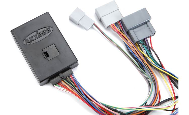 Axxess HDCC-02 Wiring Interface Front