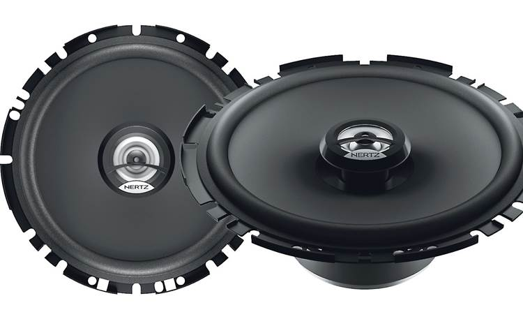 Hertz DCX 170.3 Swap out your old speakers for Hertz's Dieci Series