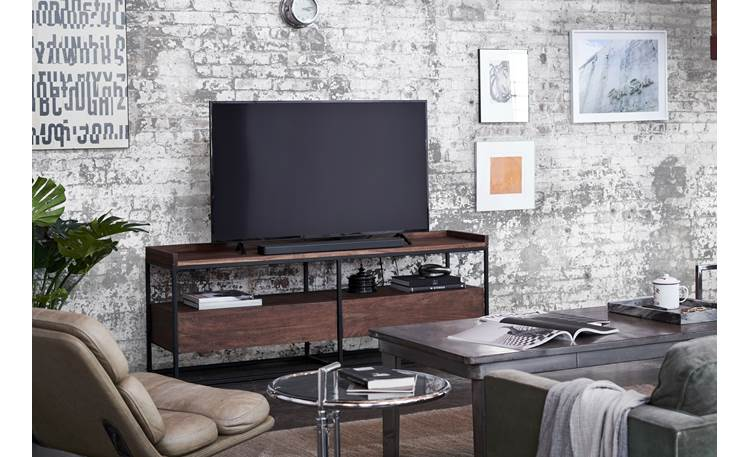 Bose® Soundbar 500 Decor-friendly design