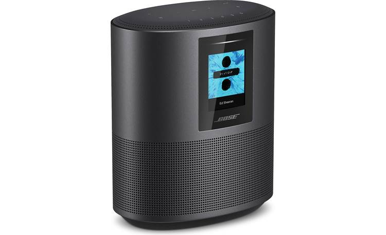 Bose® Home Speaker 500 Triple Black - left front