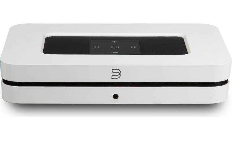 Bluesound Node 2i White -front