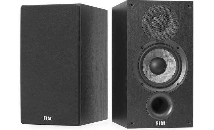 ELAC Debut 2.0 B5.2 Shown with one grille removed