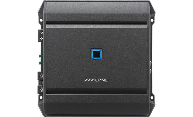 Alpine S-A60M mono subwoofer amplifier