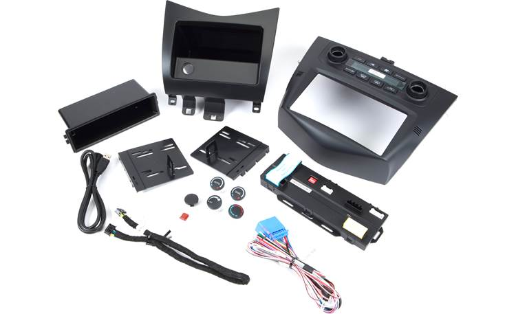 PAC RPK4-HD1101 Dash and Wiring Kit Front