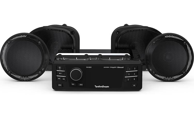 Rockford Fosgate HD9813RGU-STAGE1 Front