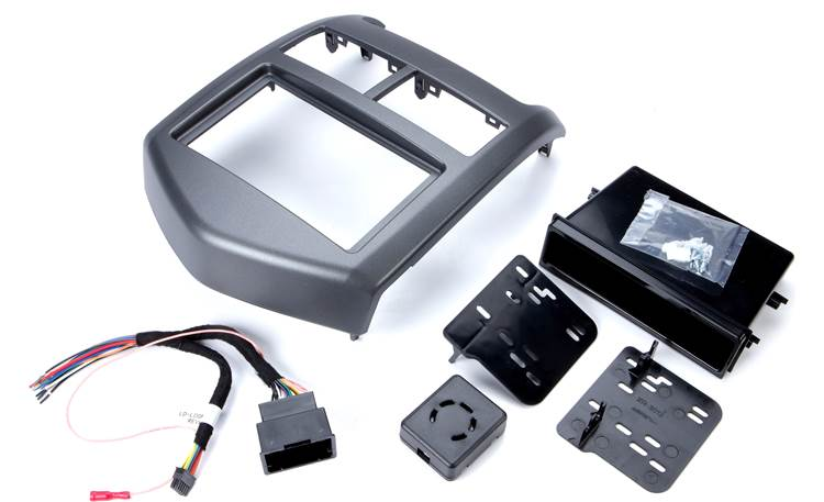 Metra 99-3012G-LC Dash and Wiring Kit Front
