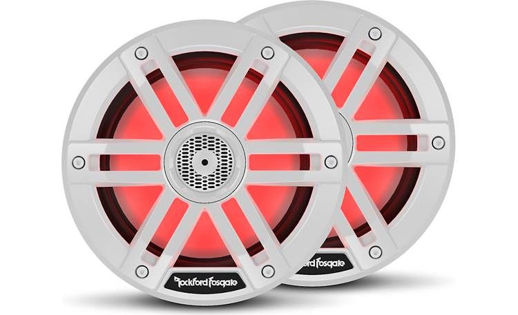 Rockford Fosgate M1-65 Add color to your boat with Color Optix speakers