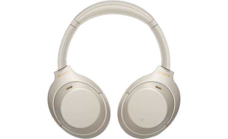 Sony WH-1000XM4 Earcups fold flat