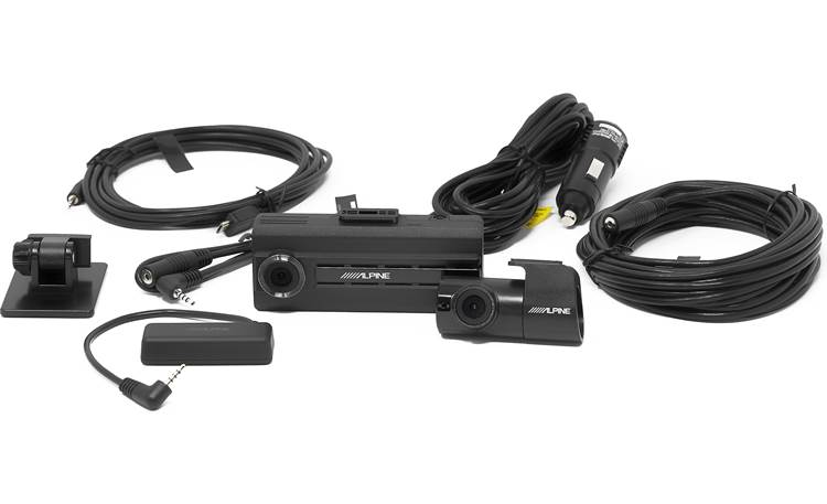 Alpine DVR-C310R Other