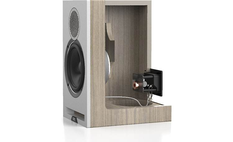 ELAC Debut Reference DBR62 An inside look at the cabinet's design