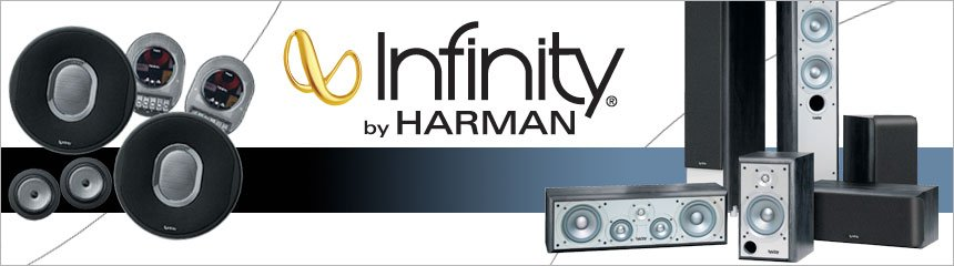 infinity car amp marine audio at crutchfieldca