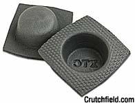 XTC  3-1/2-inch pair Slim Speaker Baffles