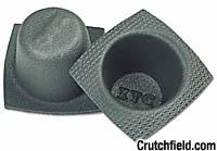 XTC  4-inch pair Speaker Baffles