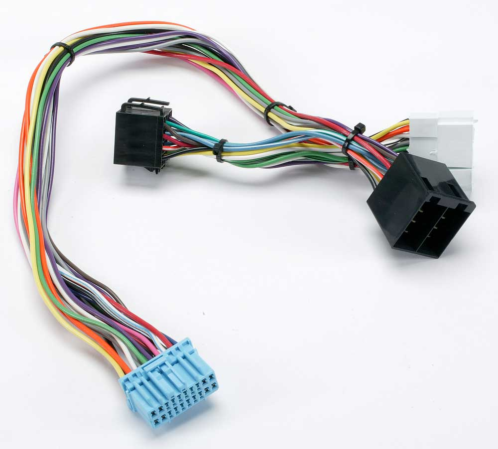 Best And Top Rated Harnesses For Bluetooth Car Kits At Crutchfield 1986up Honda Stereo Wiring Connector Canada