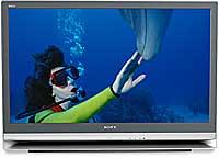 """Sony KDF-46E2000 46"""" 720p Grand Wega LCD HDTV"""