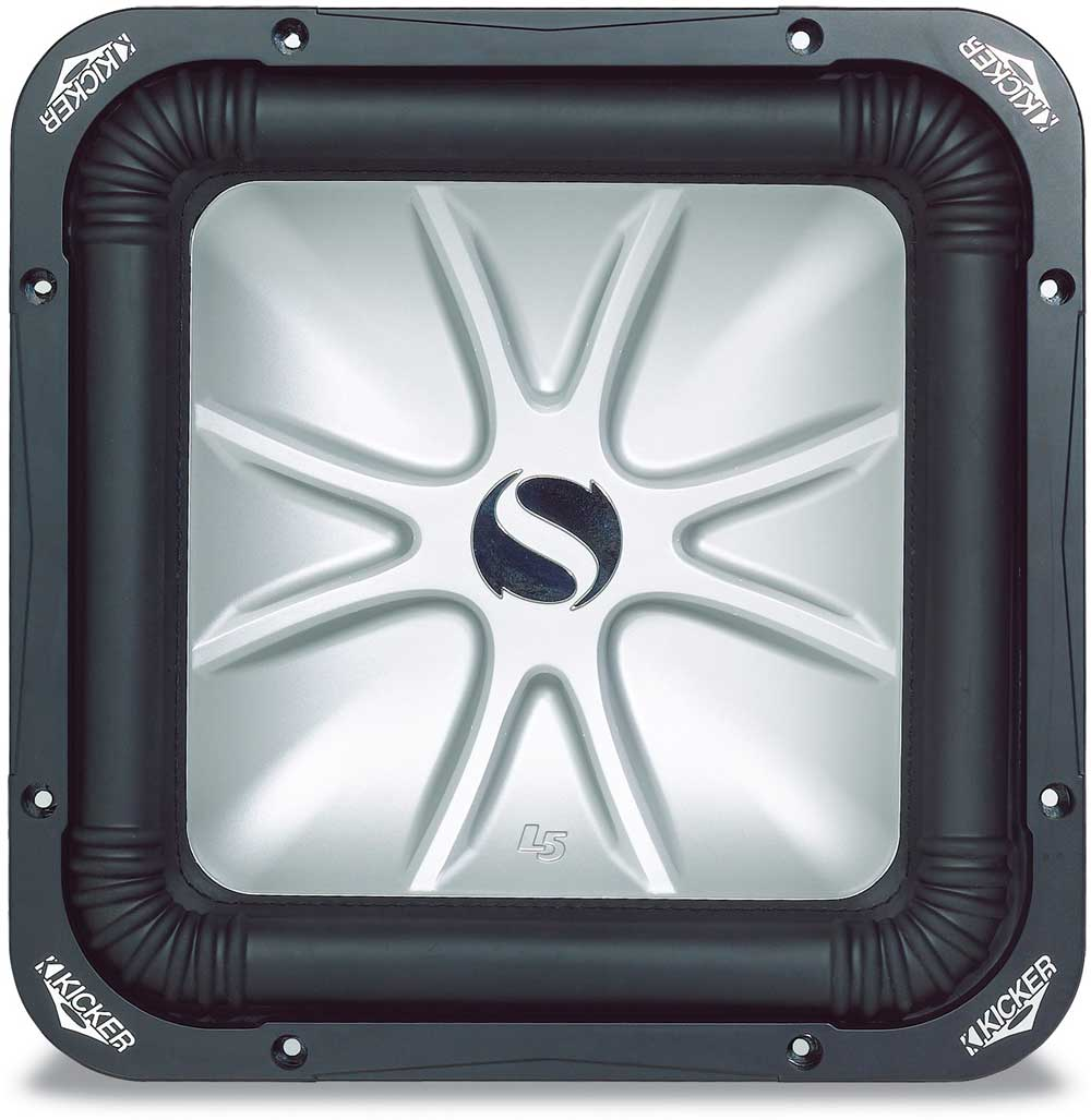 Kicker L7 12 Silver The Emoji Solo Baric Wiring Diagram L5 Best Image 2018