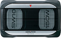 Kenwood KSC-SW10 150W Compact Powered Subwoofer