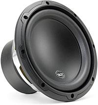 "JL Audio 8W3v3-4 8"" 4-ohm Component Subwoofer"
