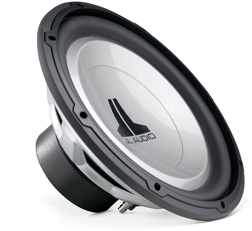 Jl audio 12w1v2 4 w1v2 series 12 4 ohm subwoofer at crutchfield canada publicscrutiny Choice Image