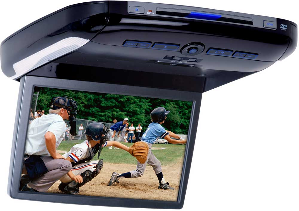 alpine pkg rse2 10 2 overhead video monitor with built in dvd rh crutchfield ca Alpine Stereos On Sale Sunbeam Alpine