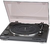 Sony PSLX300USB Turntable with USB Output