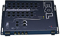 AudioControl EQL-grey 2 Ch Equalizer-grey