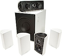 Definitive ProCinema 600 WH Home Theatre Speaker S