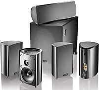 Definitive ProCinema 800 BK Home Theatre Speaker S