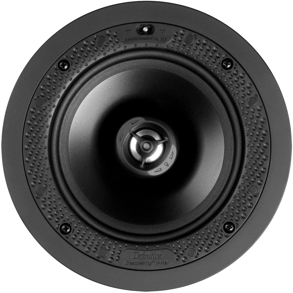 How To Choose In Wall And Ceiling Speakers Crutchfield Subwoofer Wiring Diagram Definitive Technology Di 65r