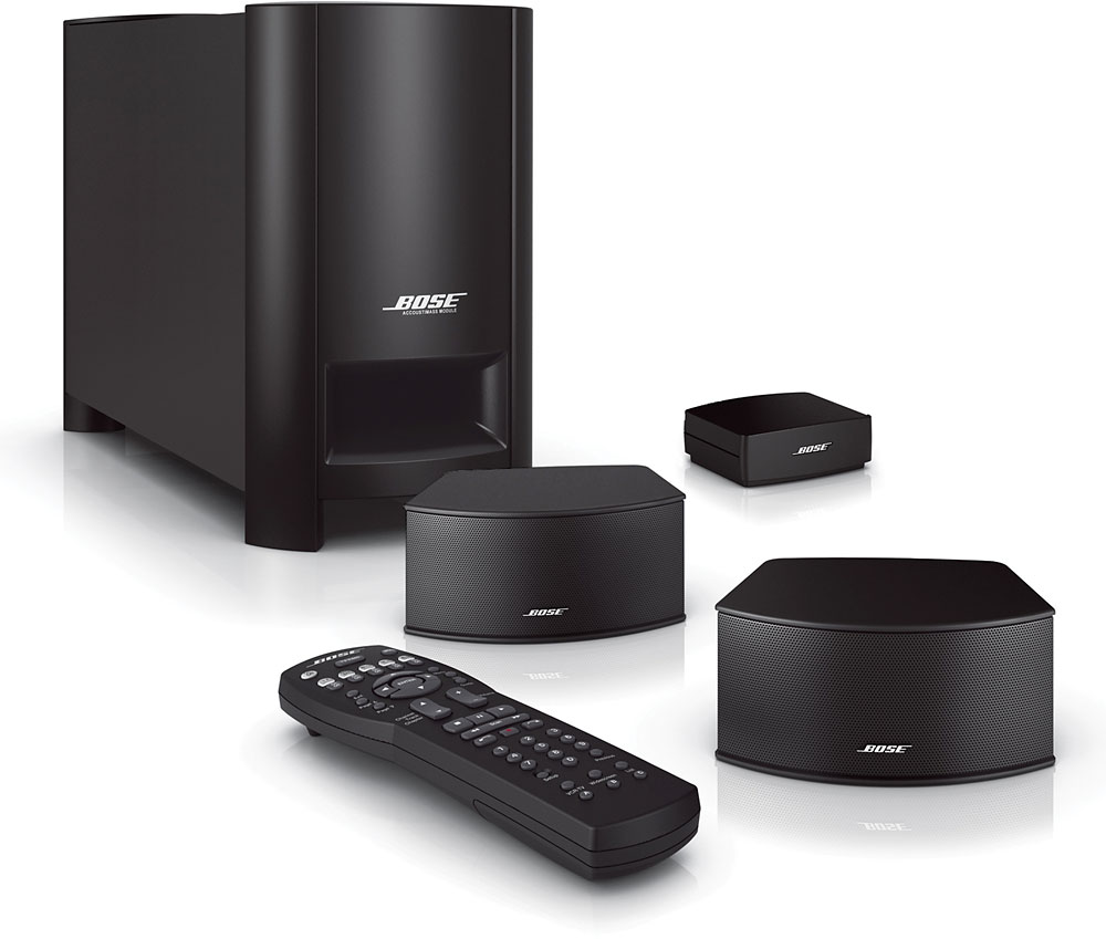 bose� cinemate� gs series ii digital home theatre speaker system at  crutchfield canada