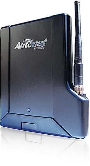 Autonet Mobile in-car router