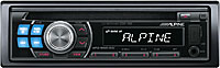 Alpine CDE-100 CD Receiver