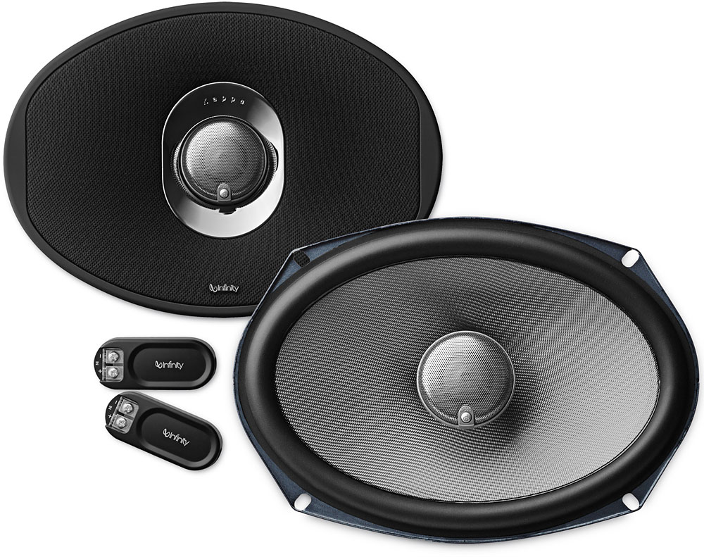 Infinity Kappa 6929i 6x9 2 Way Car Speakers At Crutchfield Canada Dodge Ram Speaker Wiring Front