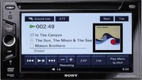 Sony XNV-660BT Navigation Receiver w/ Bluetooth
