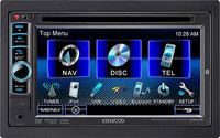 Kenwood DDX418 DVD Receiver