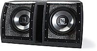 "Sound Ordnance B-24 Dual 12"" Band Pass Subwoofer B"