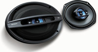 "Sony XS-GT6937A 6 x 9"" 3-Way Speakers"