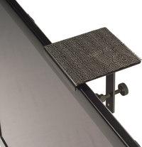 Centre Stage Satellite Speaker Shelf for Flat Pane