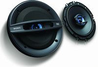 "Sony XS-GT1627A 6-1/2"" 2-way Speaker"