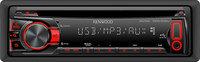 Kenwood KDC-202U CD Receiver
