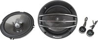 "Pioneer TS-A1604C 6.75"" Component Speakers"