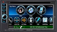 Kenwood DNX6190HD Navigation Receiver