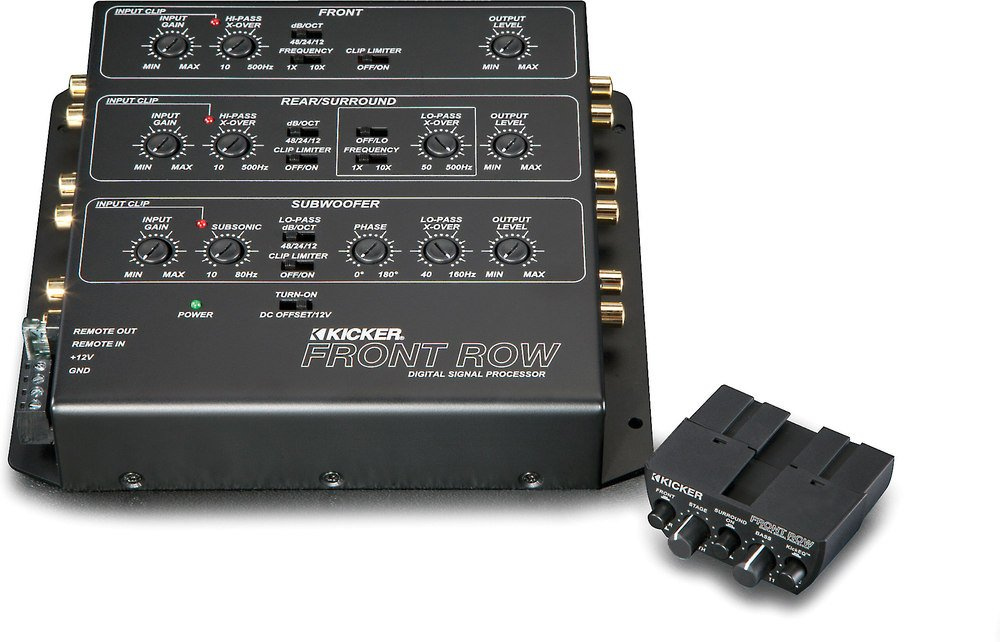 What Are Factory Sound Processors?