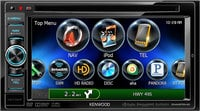 Kenwood DNX570HD Navigation Receiver